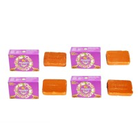 RS Naturals Red Sandal Soaps Pack Of 4