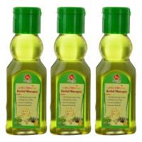 RS New Energy Herbal Anti Hair Fall Shampoo, 120 Ml (Pack Of 3)