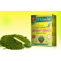 RS Naturals Wheat Grass Powder Organic 100g