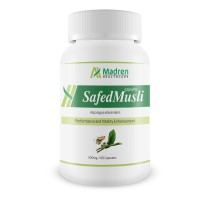 Madren Healthcare Safed Musali 60 Capsule