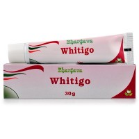Dr. Bhargava Whitigo Cream (30g)-For Leucoderma, Vitiligo, Paleness, Whitening of Skin, Hypopigmentation