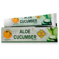 Dr. Bhargava Aloe Cucumber Cream (30g)-Helps Replenish, Moisturize, Repair the Damaged Skin Cells