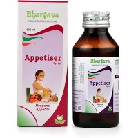 Dr. Bhargava Appetiser Syrup (100ml)-Improves Appetite, Digestion, Flatulence and Constipation