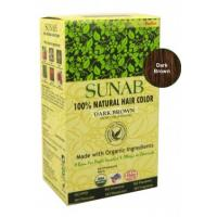Radico Sunab Natural Hair Dye (Dark Brown)