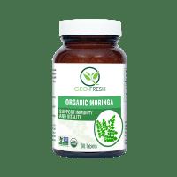 Geo Fresh Organic Moringa Tablets (500mg)