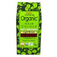 Radico Colour Me Organic Hair Colour (Light Brown) 100gm