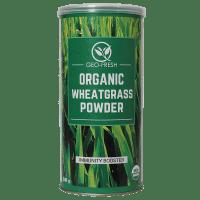 Geo Fresh Organic Wheat Grass Powder (240gm)