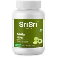 Sri Sri Tattva Amla Tablet, 60Tab
