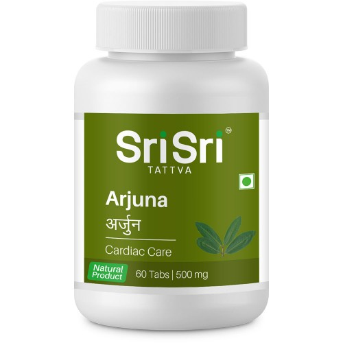 Sri Sri Tattva Arjuna Tablet, 60Tab