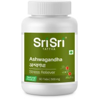 Sri Sri Tattva Ashwagandha Tablet, 60Tab