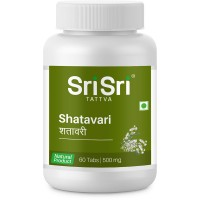 Sri Sri Tattva Shatavari Tablet 500mg