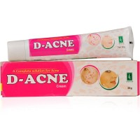 Adven D Acne Cream (30g) : For Acne, Pimples, Dermatitis, Improves Complexion, Helps Toning Up of Skin