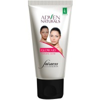 Adven Glow and Fairness Solution (100g) : Helps Improve Complexion, Remove Scars and Dark Circles Below Eyes
