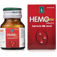Adven Hemotone Tablet (25g) : Useful in Anemia, Iron Deficiency, Weakness, Tiredness