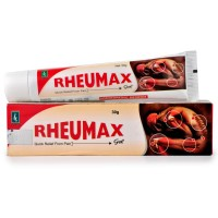 Adven Rheumax Gel (30g) : Decreases Swelling, Stiffness, Pain in Joints, useful in Gout and Uric Acid