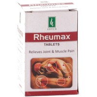 Adven Rheumax Tablet (25g) : Decreases Swelling, Stiffness, Pain in Joints, useful in Gout and Uric Acid