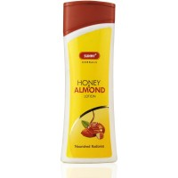 Bakson Sunny Moisturising Lotion (Honey & Almond) (100ml) : Improves Complexion and Retains Glow, Soothes and Nourishes Skin, Anti Aging