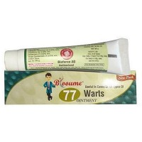 Bioforce Blooume 77 Warts Salbe (20g) : Useful in Removal of All Types of Warts