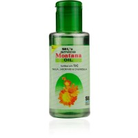 SBL Arnica Montana Hair Oil (100ml) : Falling of Hair, Premature Greying, Dandruff, Strengthens Root of Hairs