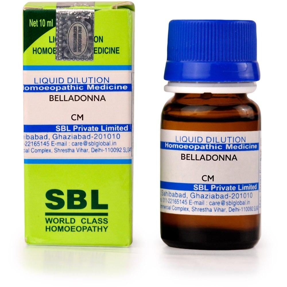 Buy SBL Belladonna CM CH 10ml | ShopHealthy in