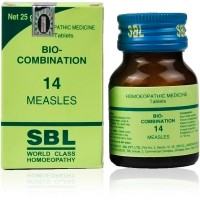 SBL Bio Combination 14 (25g) : Sneezing and Thin Discharge from Nose & Eyes, checks Raised temperarture of body