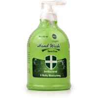 SBL Liquid Hand Wash Germ Free (300ml) : Gentle & Herbal Skin-Friendly Liquid Hand Soap, Provides Soft & Rich Lather