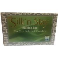 SBL Silk N Stay Aloe Vera, Berberis And Calendula Soap (75g)
