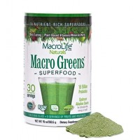 Macrolife Naturals Macrogreens Superfood 10 oz