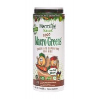 Macrolife Naturals Macro Junior Coco Greens 7.1 Oz