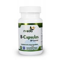 Nveda Bp Control For Blood Pressure (60 Capsules) Ayurvedic Formulation