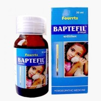 Fourrts Baptefil Syrup 30ml For Influenza & Fever