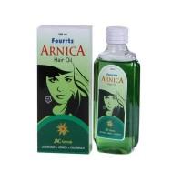 Fourrts Arnica Hair Oil 100ml Prevent Hair Fall, Greying, Split Ends & Dandruff