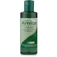 Lords Arnica Hair Oil (200ml) : Hair Miracle for Scalp with Jaborandi, Arnica, Cantharis, China, Amla, Sandalwood