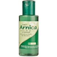 Lords Arnica Hair Oil (300ml) : Hair Miracle for Scalp with Jaborandi, Arnica, Cantharis, China, Amla, Sandalwood