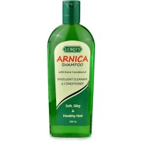 Lords Arnica Shampoo (200ml) : For Hair Problems Like Dandruff, Hair Fall and Premature Graying