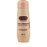 Lords Arnica Shampoo (300ml) : For Hair Problems Like Dandruff, Hair Fall and Premature Graying
