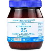Lords Bio Combination No 25 (450g) : Acidity, Flatulence, Indigestion, Gastric Disorders, Hyperacidity, Heartburn