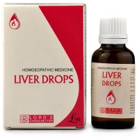Lords Liver Drops (30ml) : Improves Digestion, Jaundice, Fatty Liver, vomiting, Pain in liver region