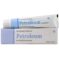 Lords Petroleum Ointment (25g) : Effective for Dry Chapped Skin, Cracks of Soles, Palms, Bedsores