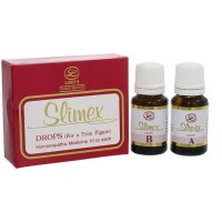 Lords Slimex Drops (20ml) : For managing Excess Weight, Post Natal Weight Gain, Bulging Around Belly