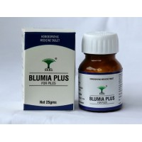 Blumia Plus Tabets - Homeopathic remedy for Piles & Haemorrhoids