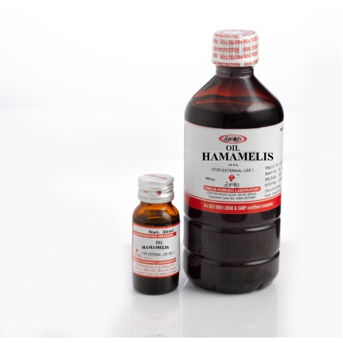 Similia Homoeo Hamamelis Oil 450ml