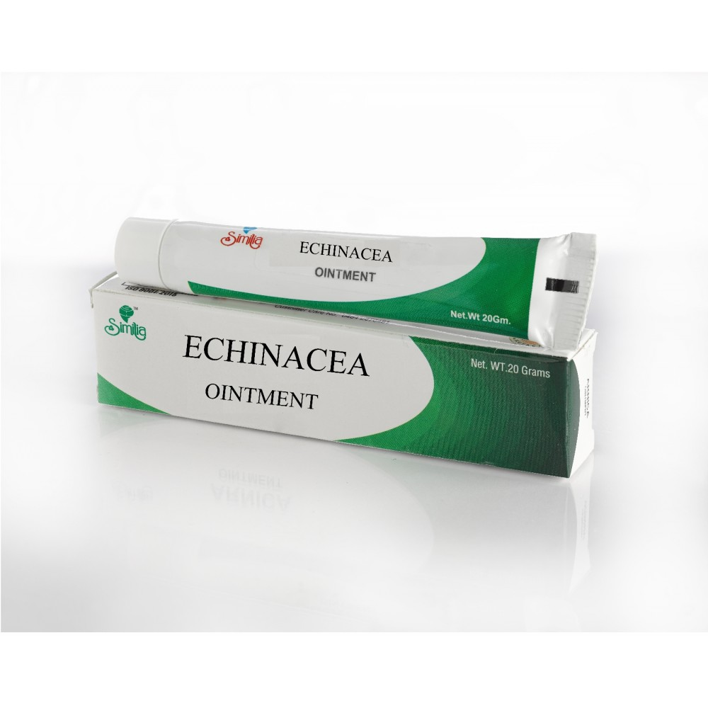 Buy Similia Homoeo Echinacea Ointment 20 Gm | ShopHealthy in