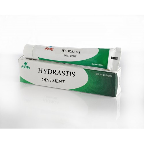 Similia Homoeo Hydrastis Ointment 20 Gm - Ulcers