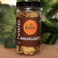 Graminway Twisted Bhakarwadi 200gm