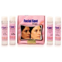 Biohome Facial Spot Drops (40ml) : Helps Remove Red, Brown, Black Spots from Face, Clears Complexion