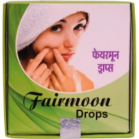 Biohome Fair Moon Drops (40ml) : Helps Reduce Painful Acne, Pimples with/without Pus, Boils on Face