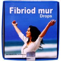 Biohome Fibroid Mur Drops (40ml) : Used for Growth in Uterus, Irregular Bleeding & Pain during menses