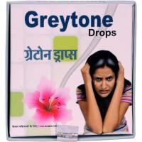 Biohome Greytone Drops (40ml) : Helps Reduce Hair Falling, Premature Graying and Dandruff