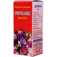 Biohome Impocare Drops (30ml) : Useful in Premature Ejaculation, Lack of Erections, Loss of Confidence